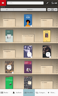 Bibliophilia LT- archive books - screenshot thumbnail