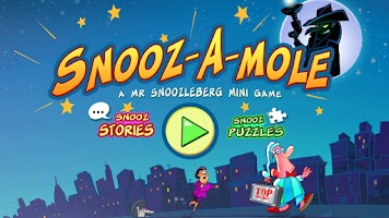 Screenshot of Snooz-A-Mole