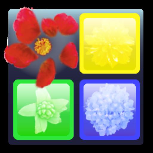 解谜の回花 フリックして消すパズルゲーム LOGO-HotApp4Game