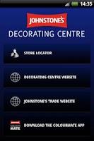 Screenshot of Johnstone's Decorating Centre