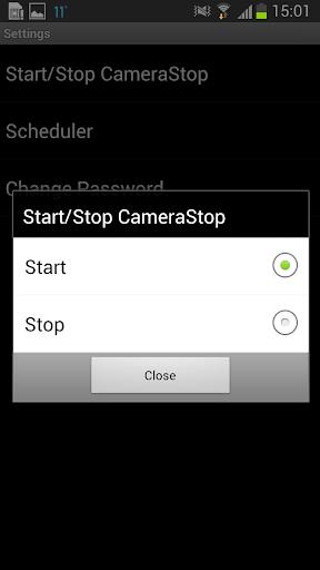 Camera Stop  screenshots 2