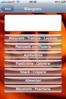 Screenshot of iPeschiera