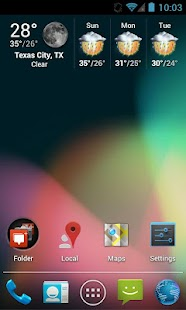 Jelly Bean Apex / Nova Theme - screenshot thumbnail