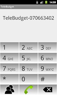 TeleBudget- screenshot thumbnail