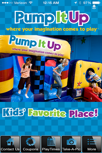 Pump It Up Roselle Park NJ
