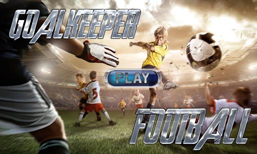 GOALKEEPER FOOTBALL XZ