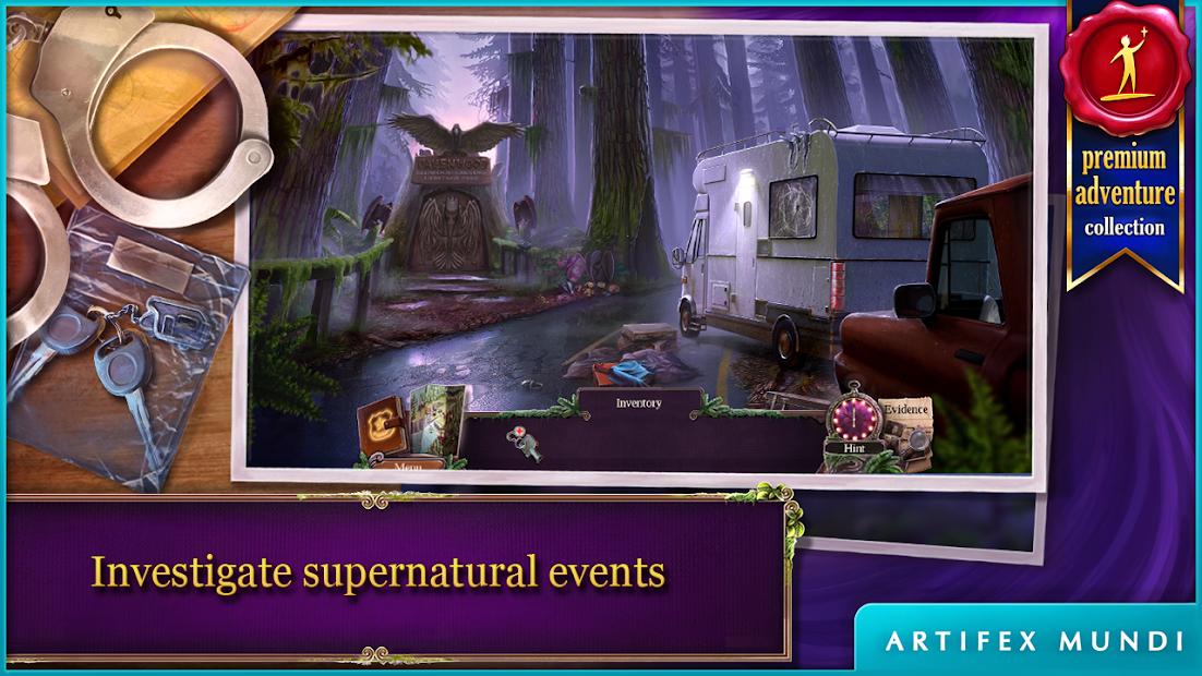 Enigmatis 2: The Mists of Ravenwood screenshot 9