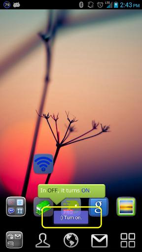 Bluetooth Tethering On Off 1.03.01 Windows u7528 1
