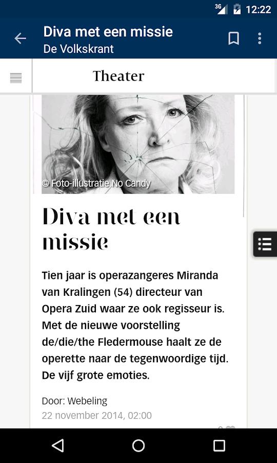 Nederland Nieuws - screenshot