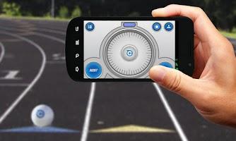 Screenshot of Sphero Multi Drive