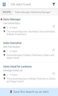 Naukri.com Job Search - screenshot thumbnail