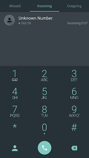 ExDialer Theme - Material KB