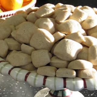 Pebber Nodder (Danish Christmas Cookies)