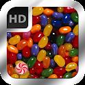 Candy Crunch lockscreen Free icon