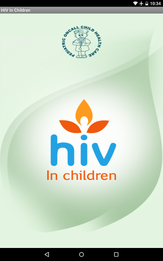 HIV In Children- screenshot