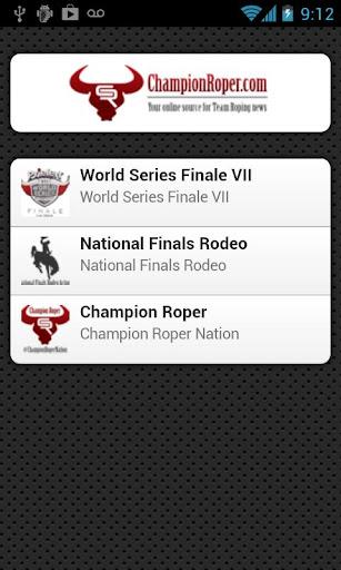 Champion Roper