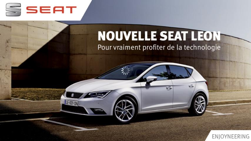 SEAT Leon 3D- screenshot