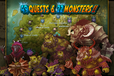 Quest Defense - Tower Defense - screenshot thumbnail