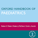 Oxford Handbook Paediatrics 2e icon