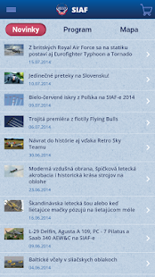 SIAF 2014 - letecké dni Sliač - screenshot thumbnail