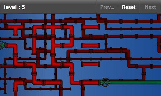 Pipe Puzzle - screenshot thumbnail