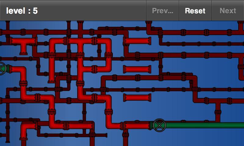 Pipe Puzzle - screenshot