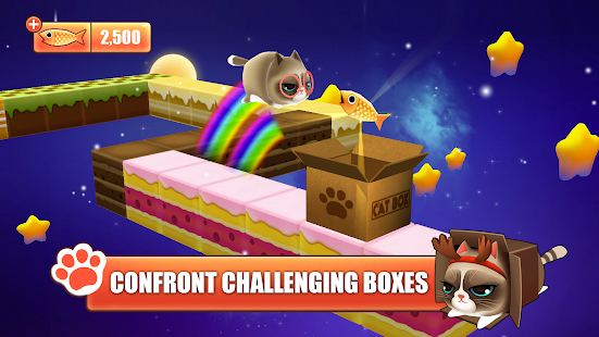 Kitty in the Box- screenshot thumbnail