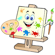 Paint and Coloring 1.12 Icon
