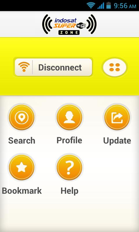 Indosat SuperWiFi - screenshot