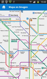 Metro Barcelona- screenshot thumbnail