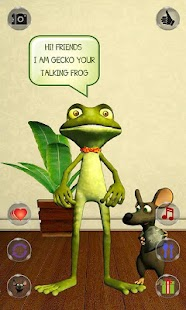 Talking Frog- screenshot thumbnail