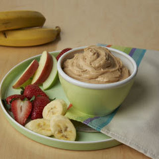 Peanut Butter 'n Yogurt Dip