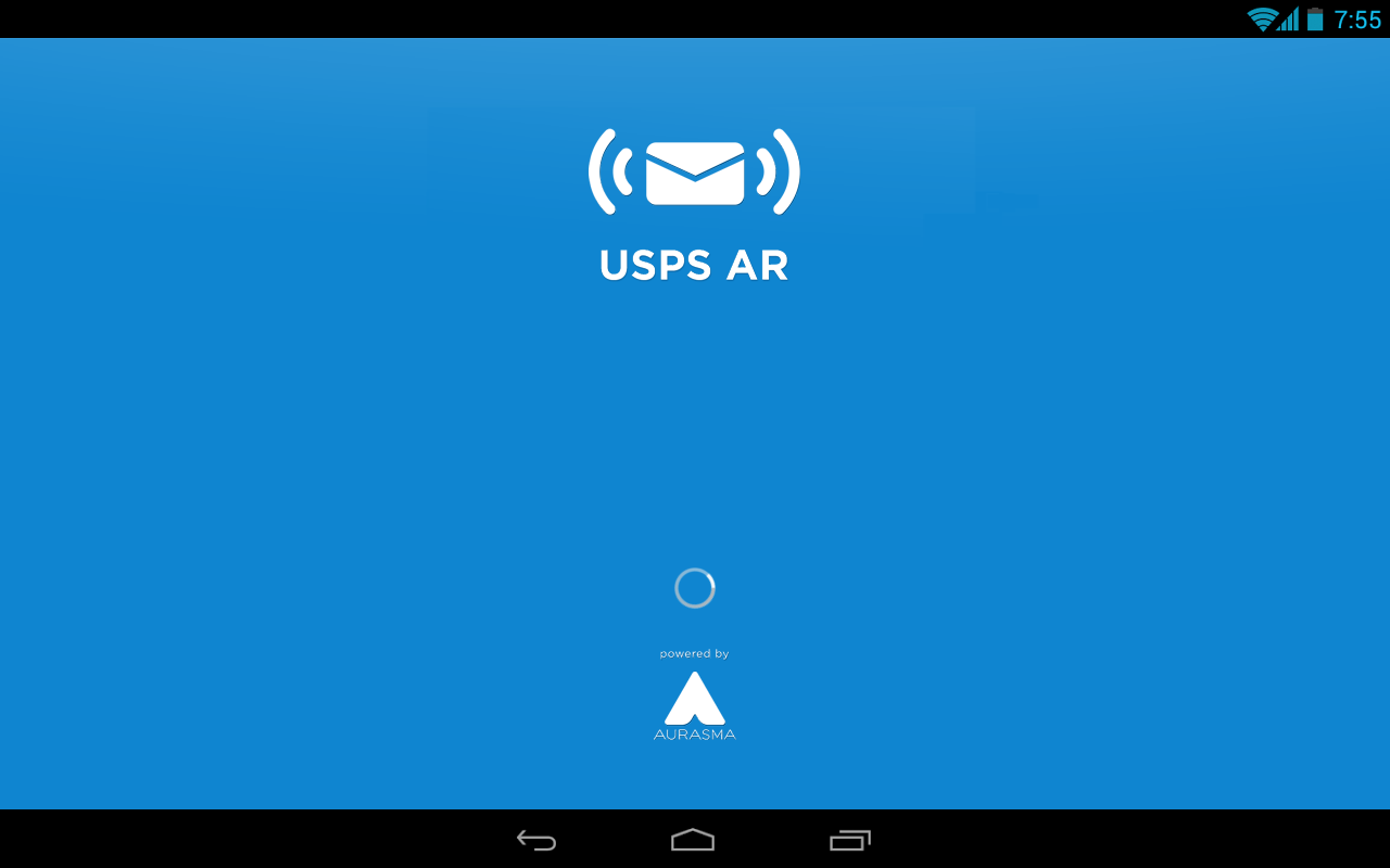 USPS® AR- screenshot