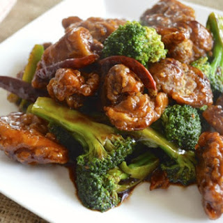 NOT YOUR TAKEOUT PLACE'S GENERAL TSO'S CHICKEN.