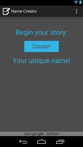 Name Creator