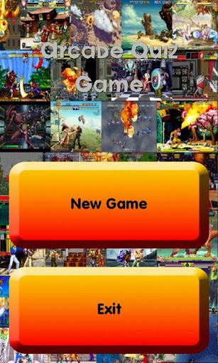 Video Arcade Quiz Game