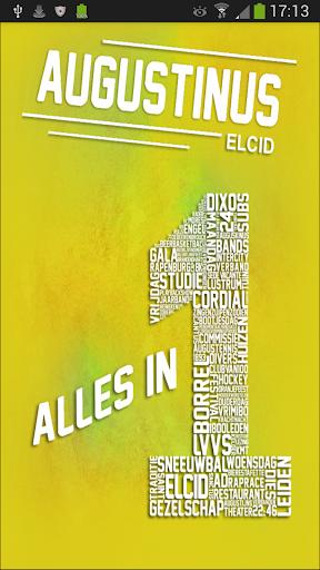 Augustinus El Cid 2013