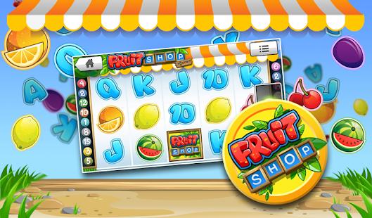 Fruit Slot Machine Pokies Slot
