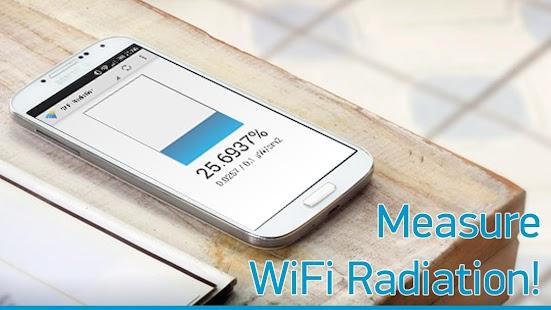 WiFi Radiation Meter (Beta) - screenshot thumbnail