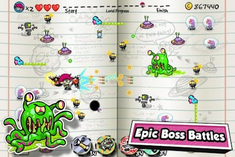 Scribble Hero Screenshot 2