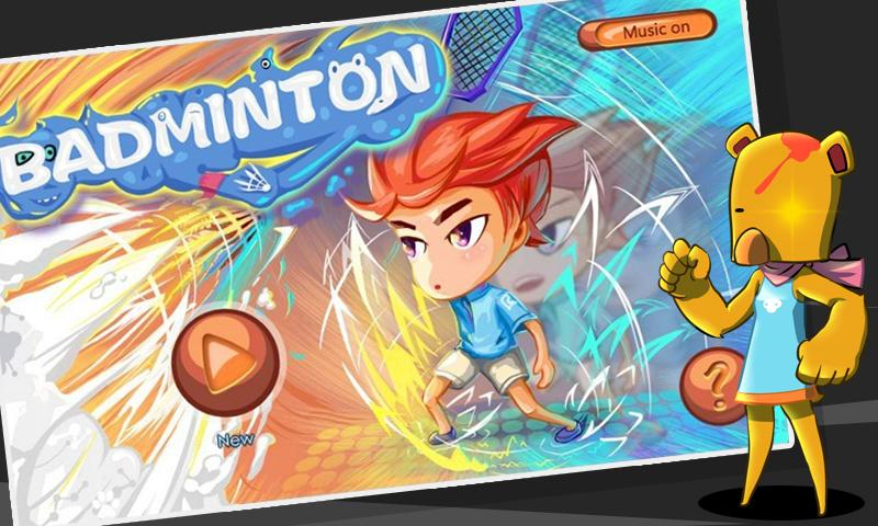 Badminton- screenshot