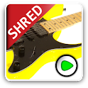 Guitar Solo SHRED HD VIDEOS logo