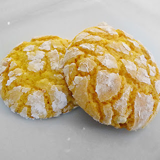 Lemon Cookies No Flour Recipes.