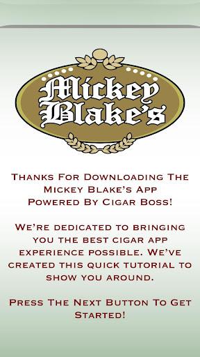 Mickey Blake's Cigars Golf