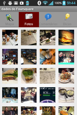 Pizza, Restaurant, Burger, Pet: captura de tela
