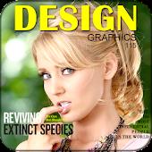 Magazine Photo Frame