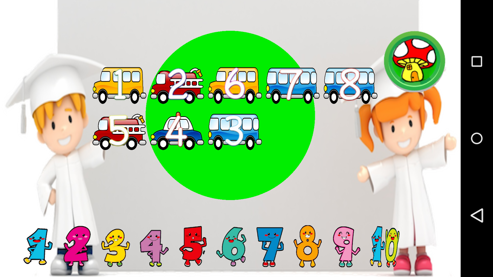 worksheet Counting Numbers monkey counting numbers free android apps on google play screenshot