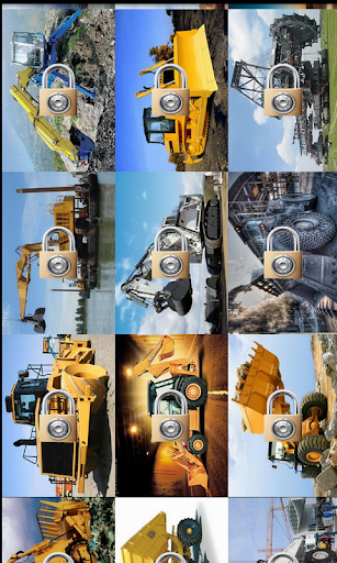 Beast Tractor Puzzle