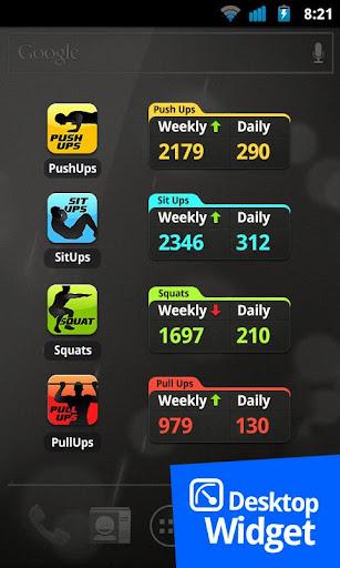 Push Ups Workout 3.214.73 screenshots 5