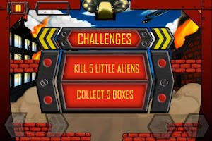 Screenshot of Brothers Vs Aliens